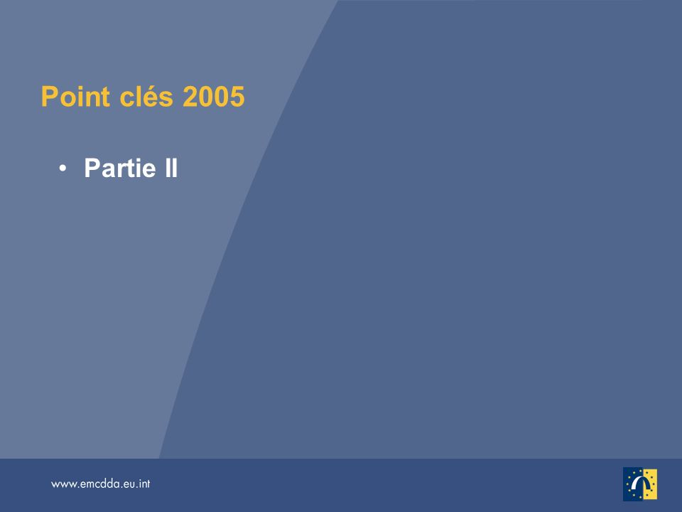 Point clés 2005 Partie II