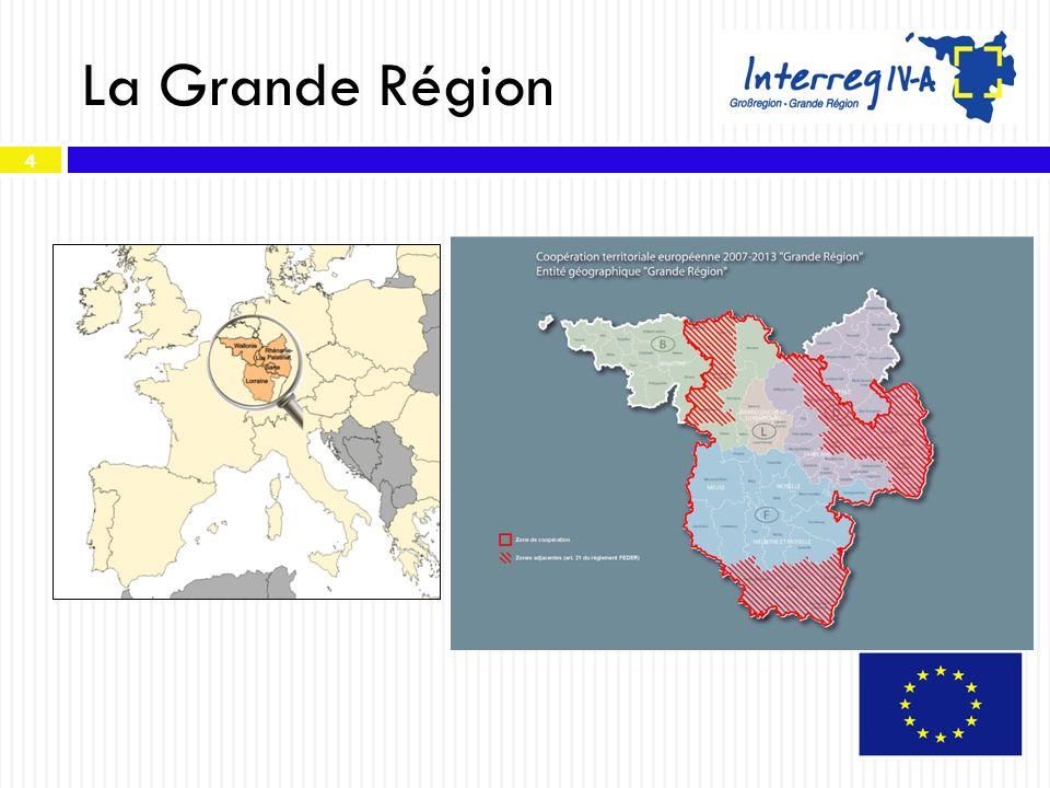4 La Grande Région