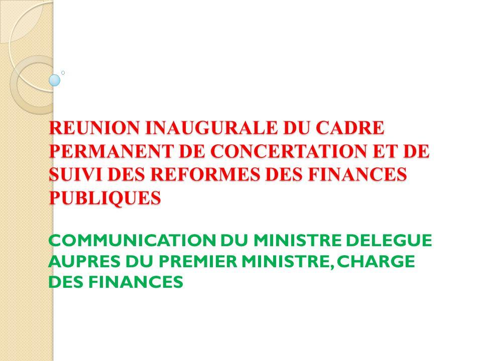 4.CONDITIONS DE REUSSITE La mise en œuvre des reformes est un défi sans équivalent pour le Gouvernement et nécessite la mobilisation de tous les acteurs tant politiques que techniques.