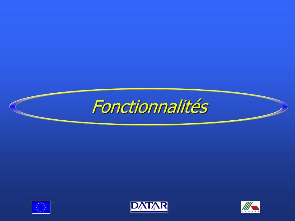 Interfaces NDL (données financières ETAT) NDL (données financières ETAT) FSE (Ministère de l Emploi) FSE (Ministère de l Emploi) DDIT (Aides à l industrie) DDIT (Aides à l industrie)