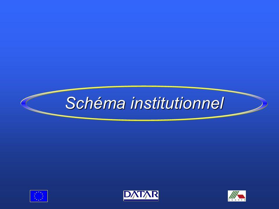 Schéma institutionnel