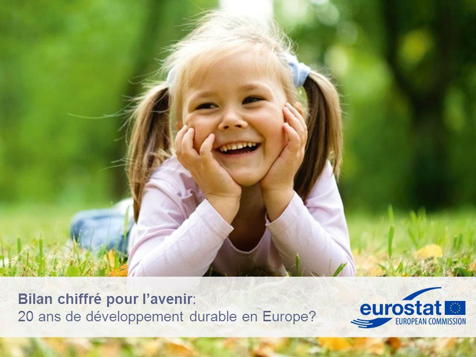 Bilan chiffré pour lavenir: 20 ans de développement durable en Europe?