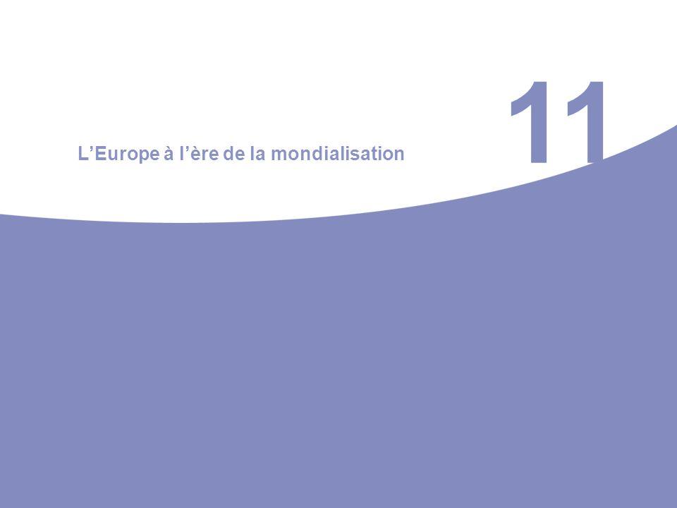 11 LEurope à lère de la mondialisation
