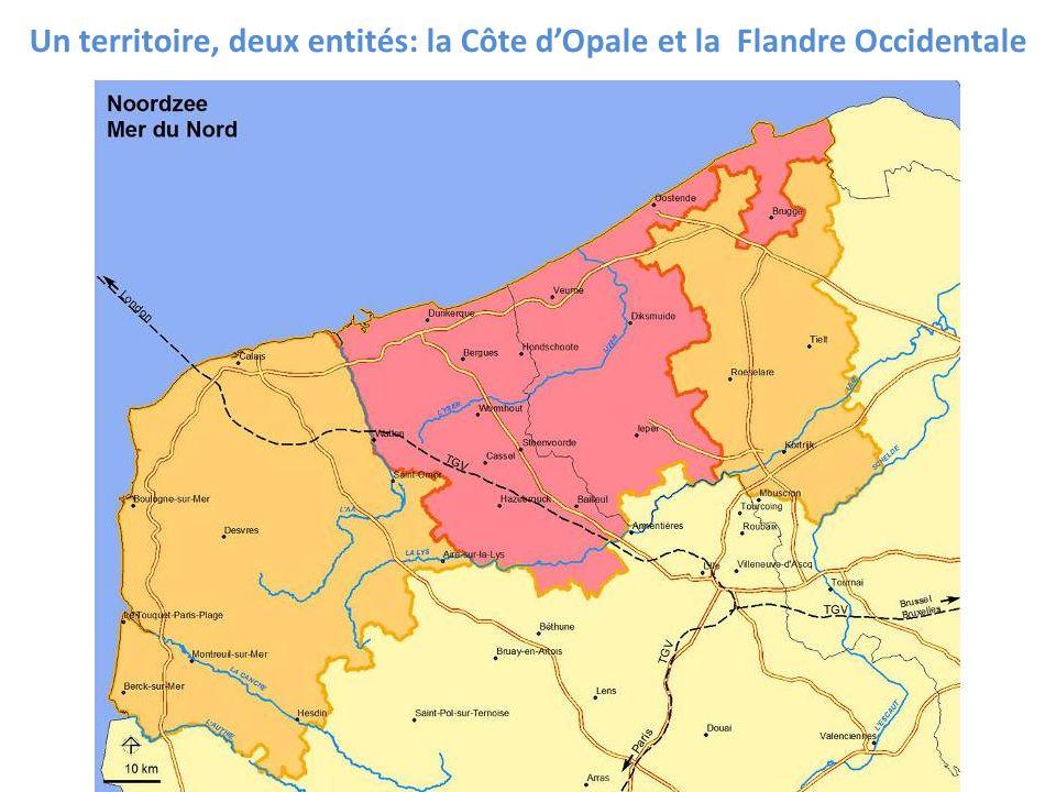 Un territoire, deux entités: la Côte dOpale et la Flandre Occidentale
