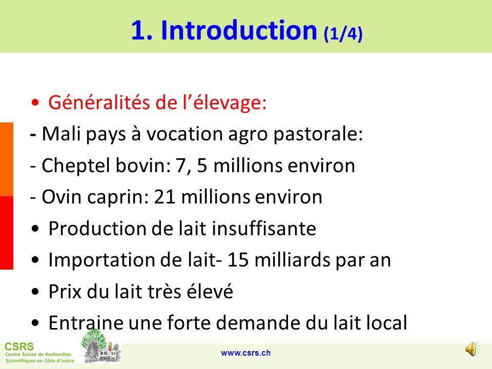 5.Conclusion Développement pastoral et équité sociale.