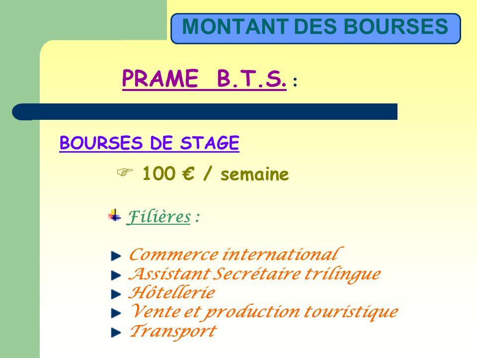 PRAME B.T.S.