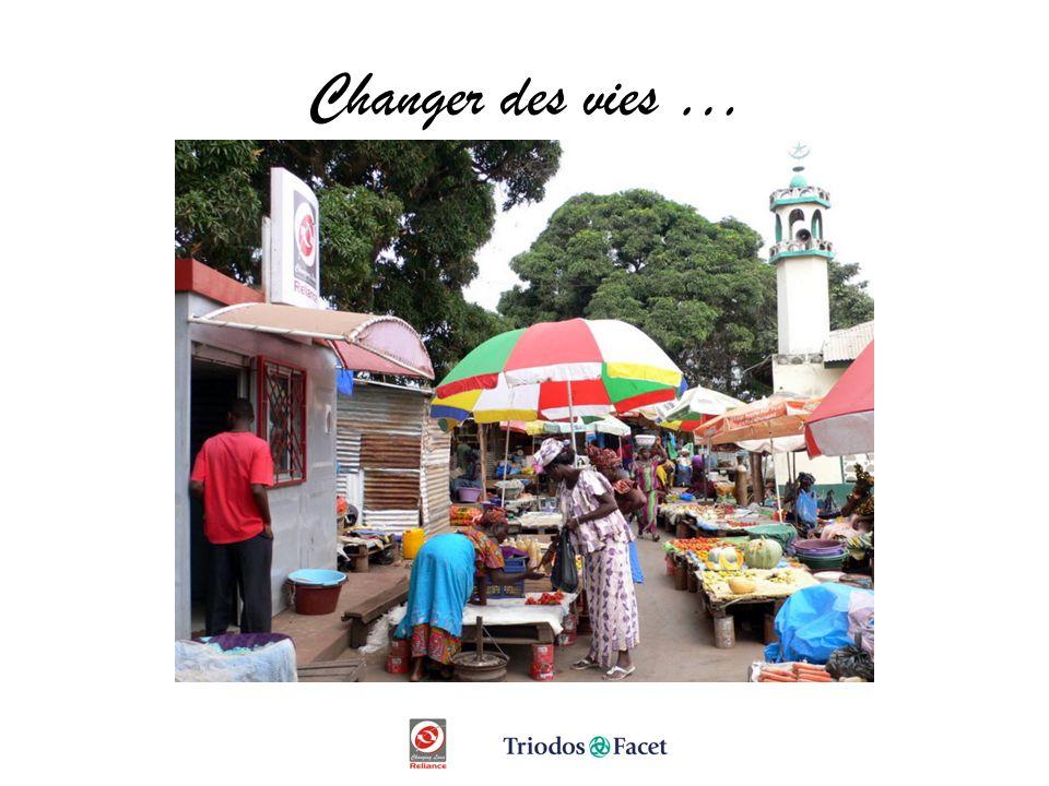Changer des vies …