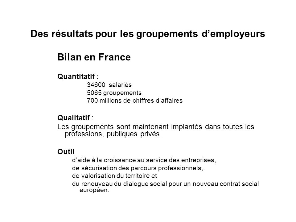 Le dialogue social territorial : concept opératoire 1985 - 2009, 20 ans pour obtenir sa reconnaissance .