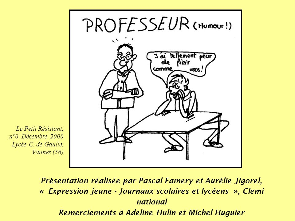 No Comment n°9, 2003,Lycée Sacré Cœur, Tourcoing (59)