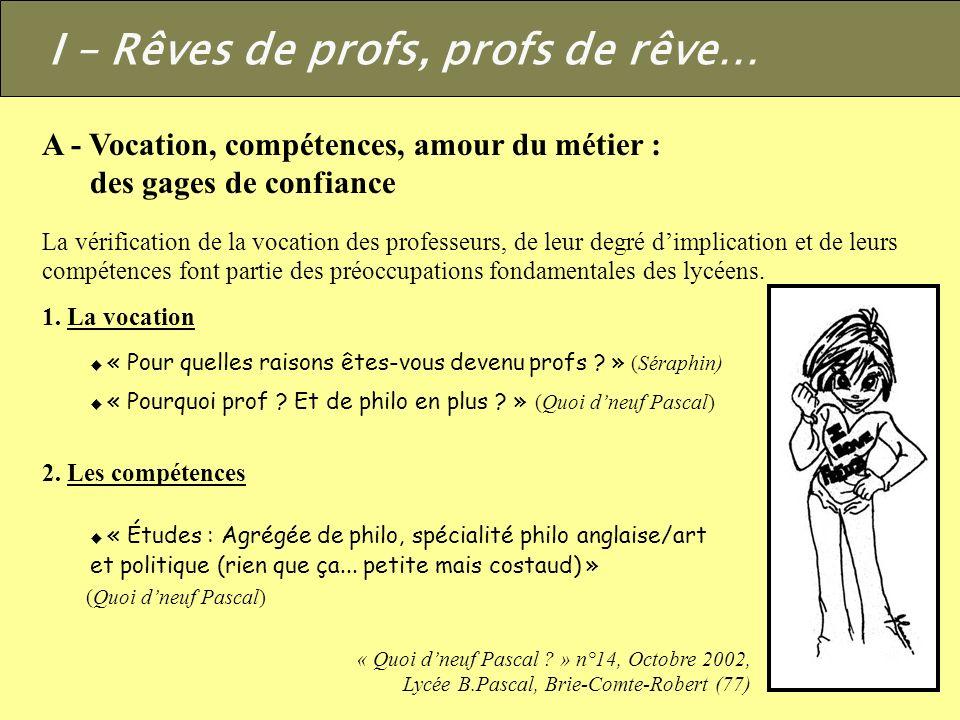 III - Lexercice dun contre pouvoir A.Humour potache, dérision et caricature 1.