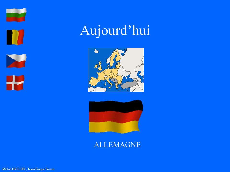Aujourdhui Michel GRELIER, Team Europe France ALLEMAGNE