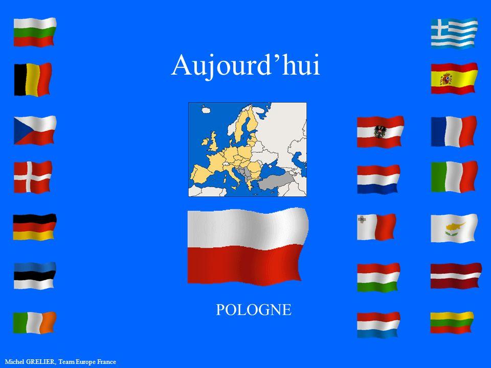 Aujourdhui Michel GRELIER, Team Europe France POLOGNE