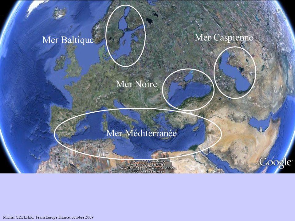 Espace baltique Espace « Visegrad » Espace « Mer Noire » Espace caucasien