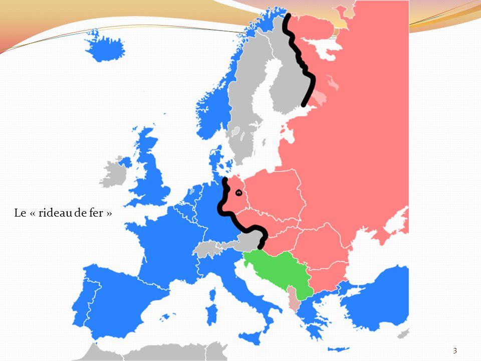 De la Russie à lUnion des Républiques Socialistes Soviétiques (URSS) 4