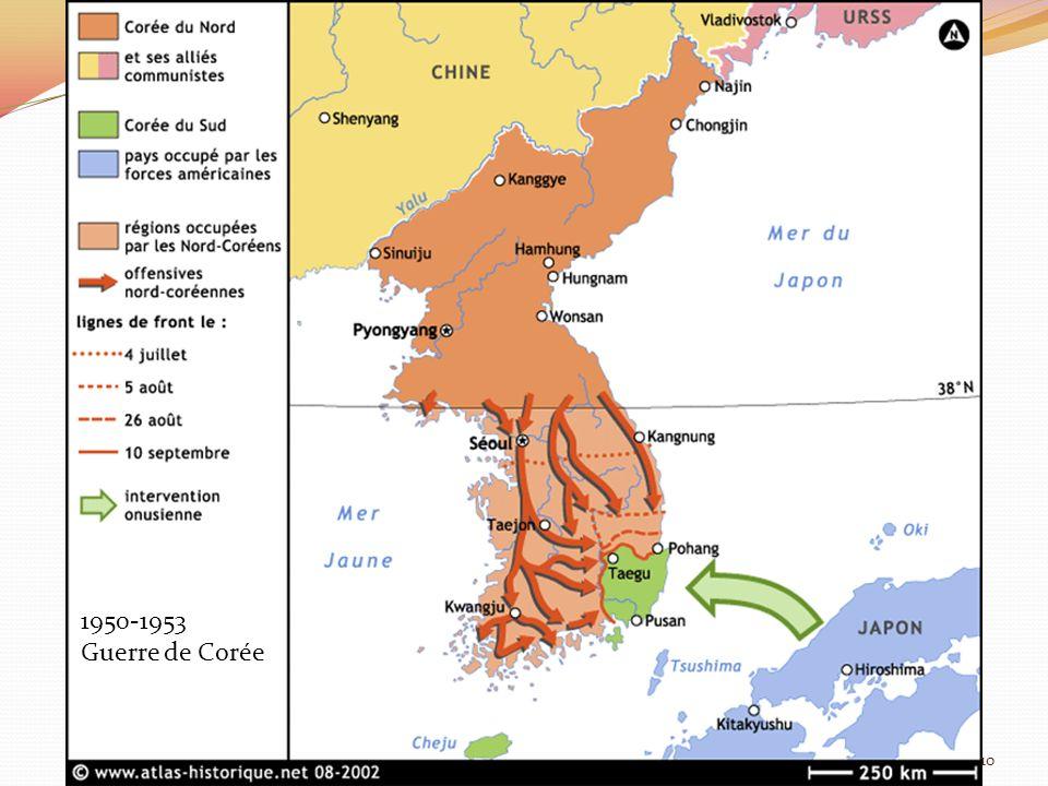 1950-1953 Guerre de Corée 10