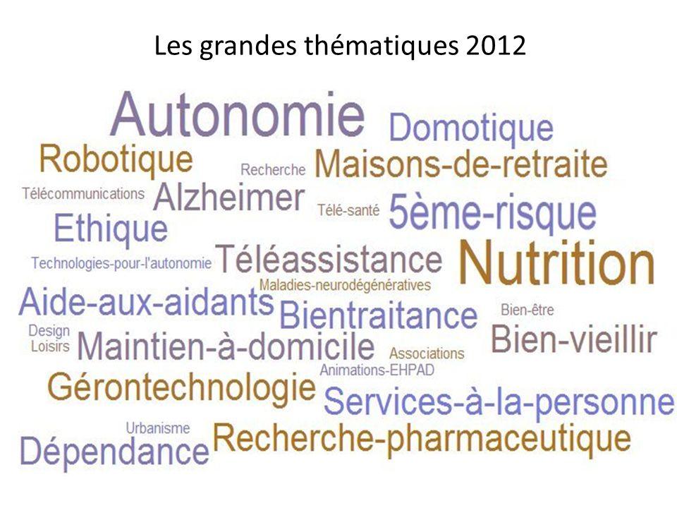 Intentions dachat en termes de technologies par les aidants et les aidés (baromètre gérontechnologies 2011) La lettre de Senior Strategic - décembre 2012