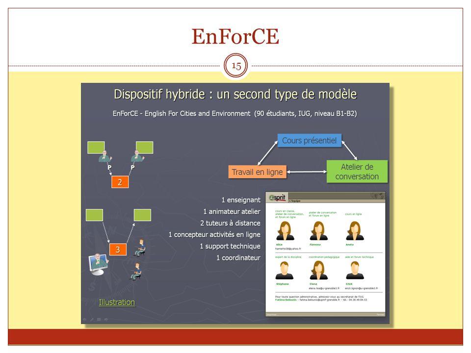 EnForCE 15