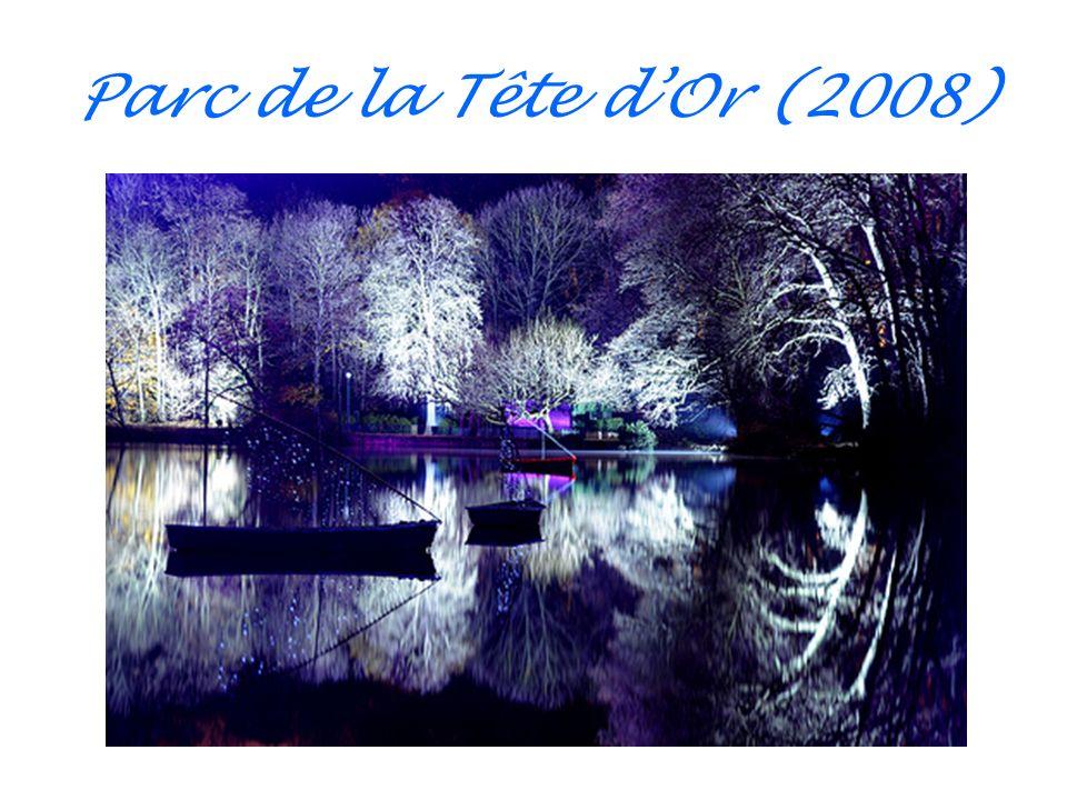 Parc de la Tête dOr (2008)