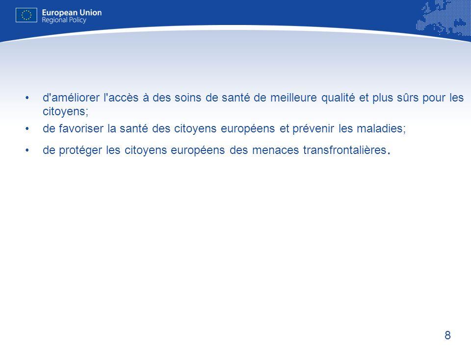 9 Merci pour votre attention Pour en savoir plus: http://ec.europa.eu/regional_policy/what/future/proposals_201 4_2020_fr.cfm