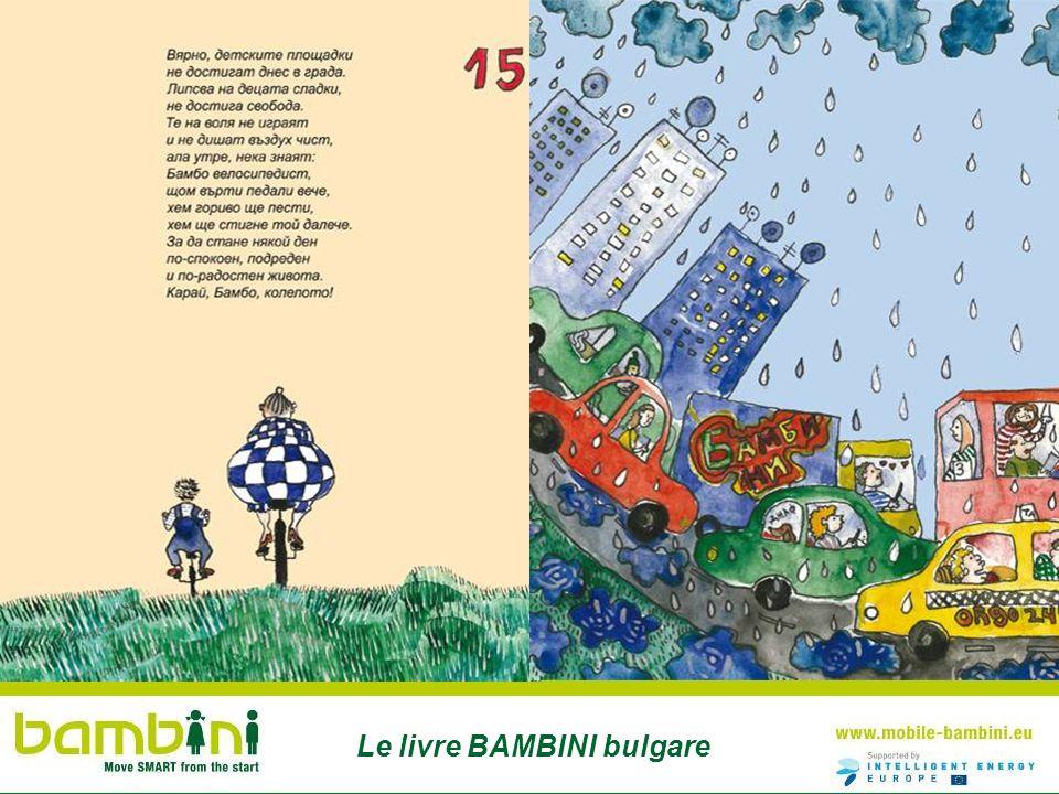 Le livre roumain BAM&BINI