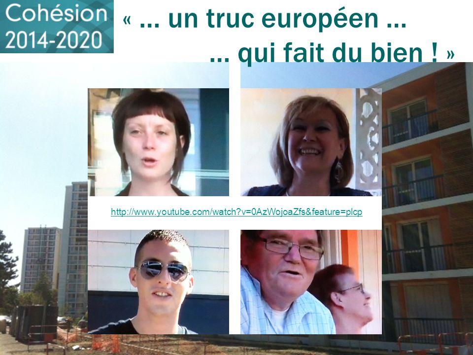« … un truc européen … … qui fait du bien ! » http://www.youtube.com/watch?v=0AzWojoaZfs&feature=plcp