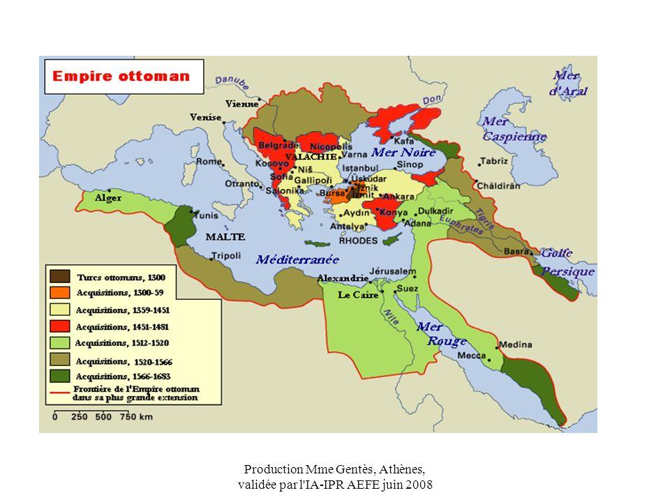 Production Mme Gentès, Athènes, validée par l'IA-IPR AEFE juin 2008