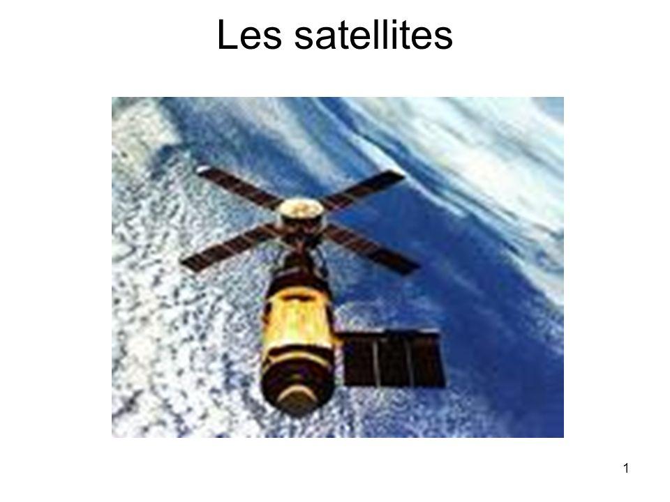1 Les satellites