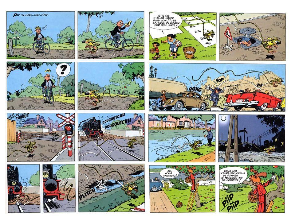 Planche n°1 1) Numérote les vignettes dans le sens de la lecture.