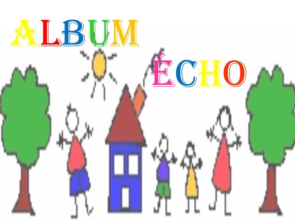 AlbumAlbum échoécho
