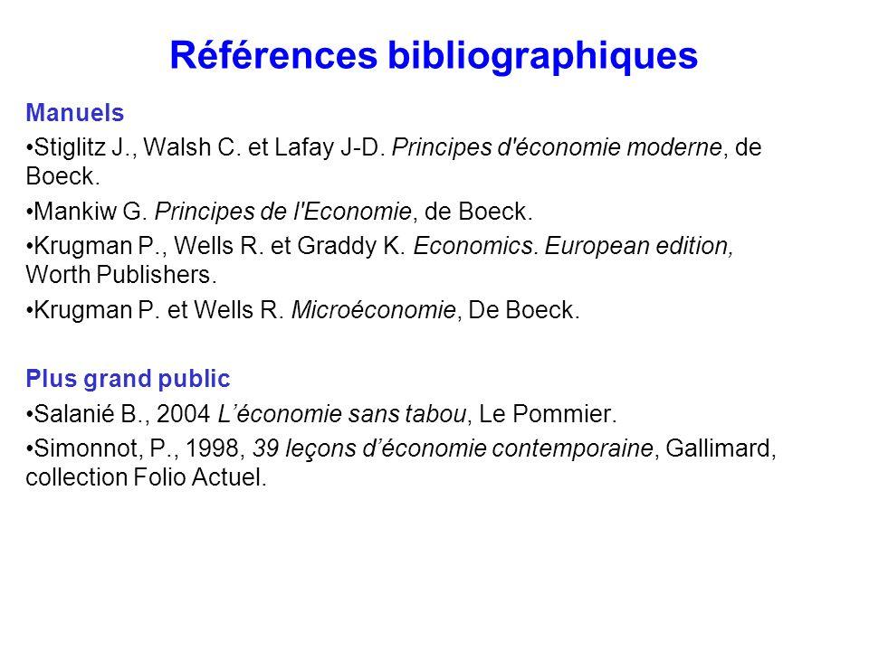 Ouvrages thématiques Cahuc P et Zylberberg A., 2004, Le chômage : fatalité ou nécessité .