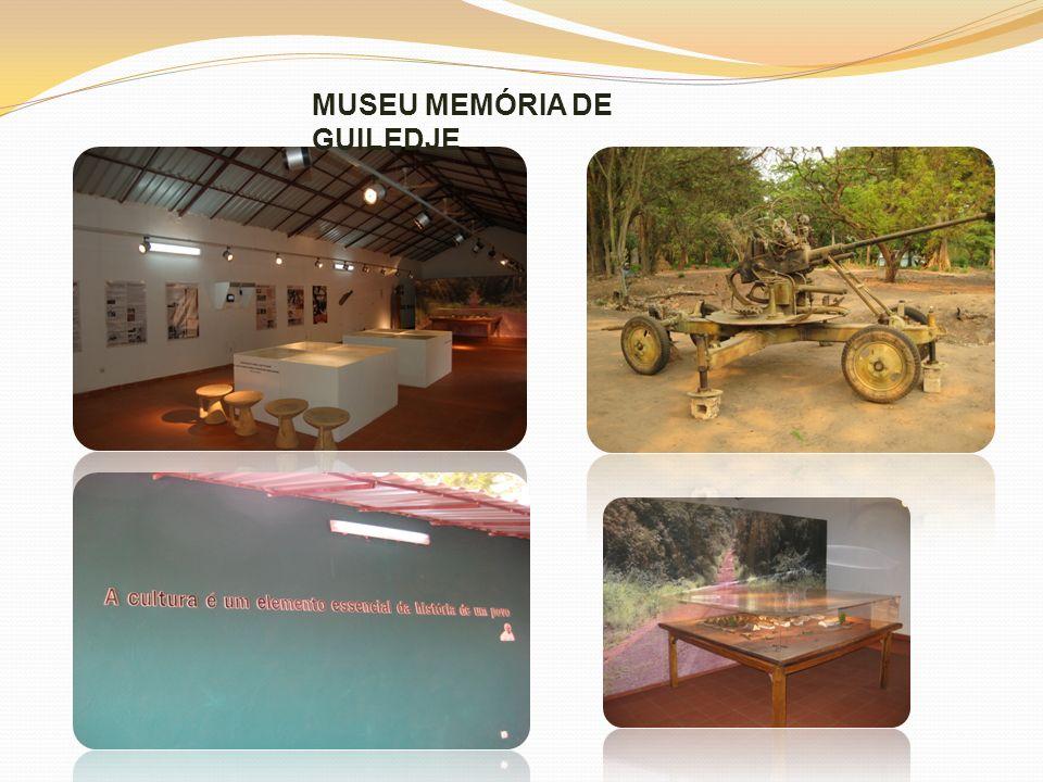 MUSEU MEMÓRIA DE GUILEDJE