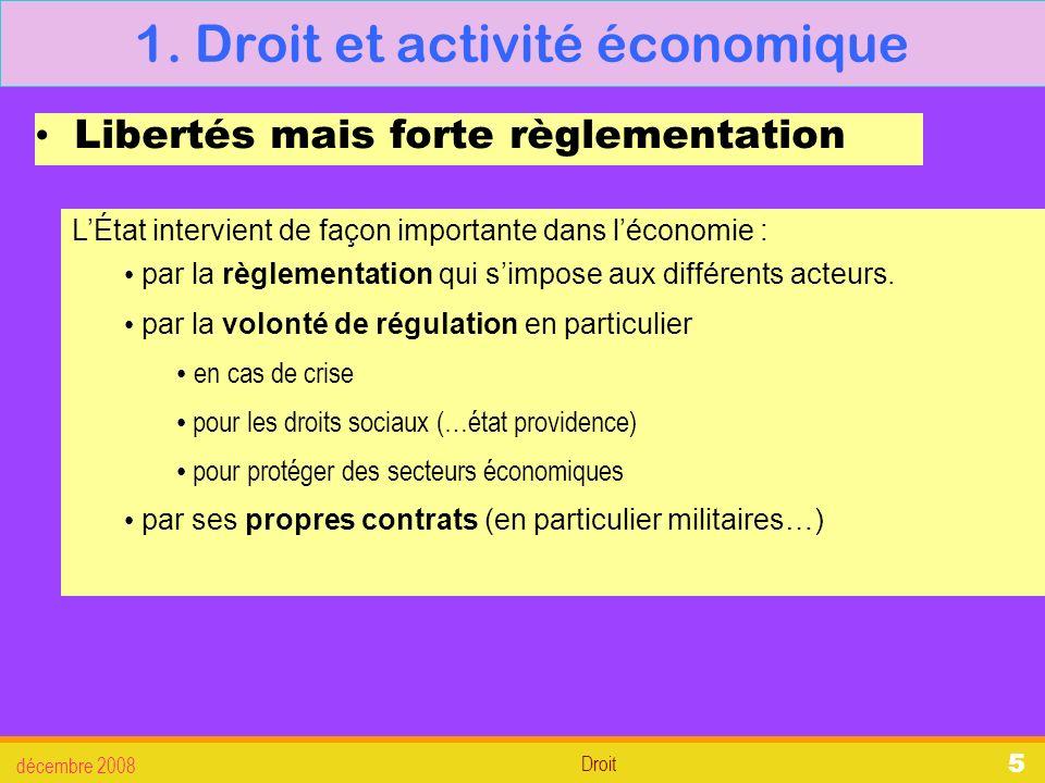 Droit décembre 2008 16 2. Lembauche 2.2.4. Document dembauche :