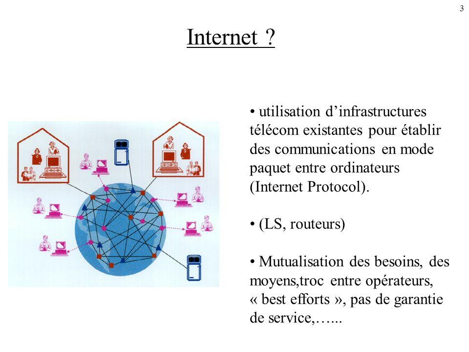 3 Internet .