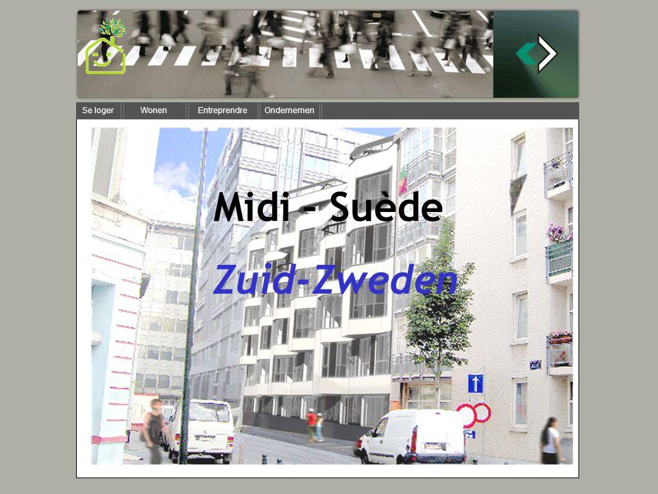 Se loger Wonen Entreprendre Ondernemen Midi – Suède Zuid-Zweden
