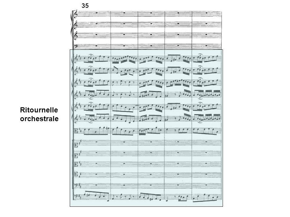35 Ritournelle orchestrale