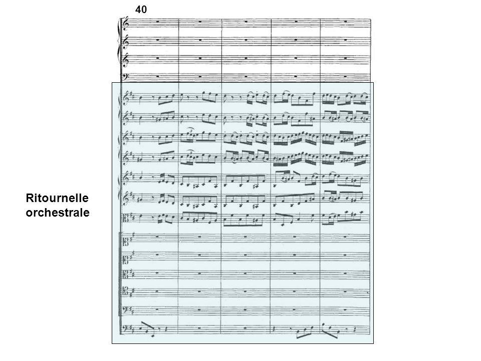 40 Ritournelle orchestrale