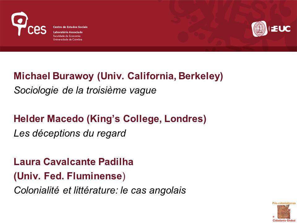 Michael Burawoy (Univ.