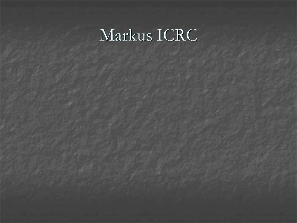 Markus ICRC