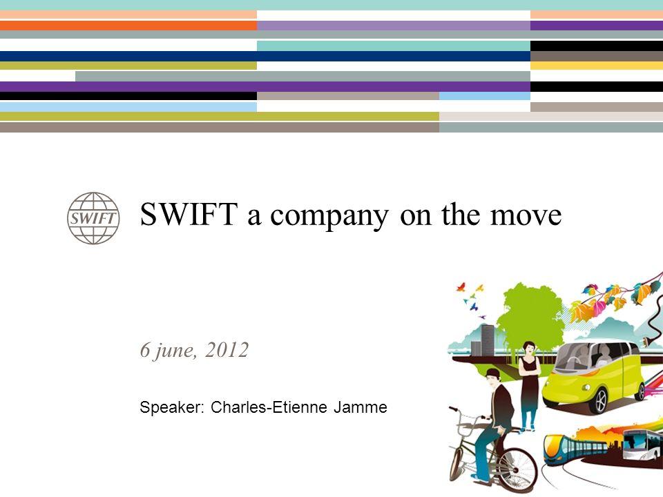 SWIFT Contexte économique 3 -Coopérative belge - 1973 -Secteur du transfert sécurisé de données structurées interbancaires -17 millions de messages/jour -9000 institutions connectées dans 200 pays -Bureaux sur tous les continents