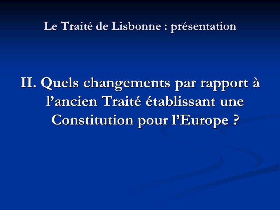 Troisième thème Les actions internes et externes Plus de cohésion économique, sociale et territoriale .