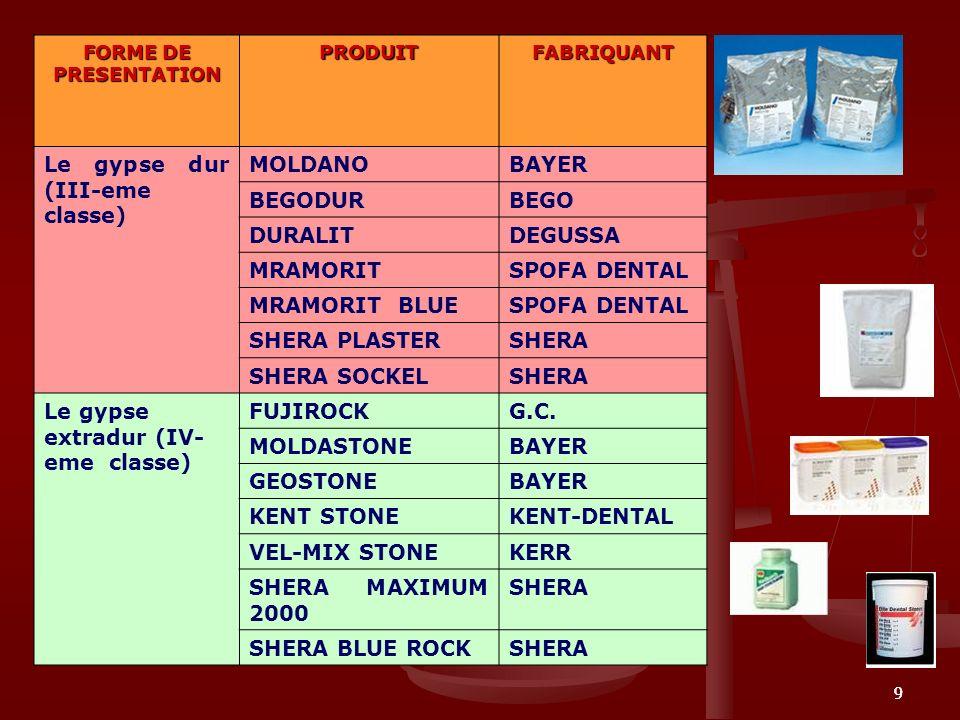 80 Céramiques Ces matériaux, entièrement minéraux, offrent une parfaite tolérance biologique.