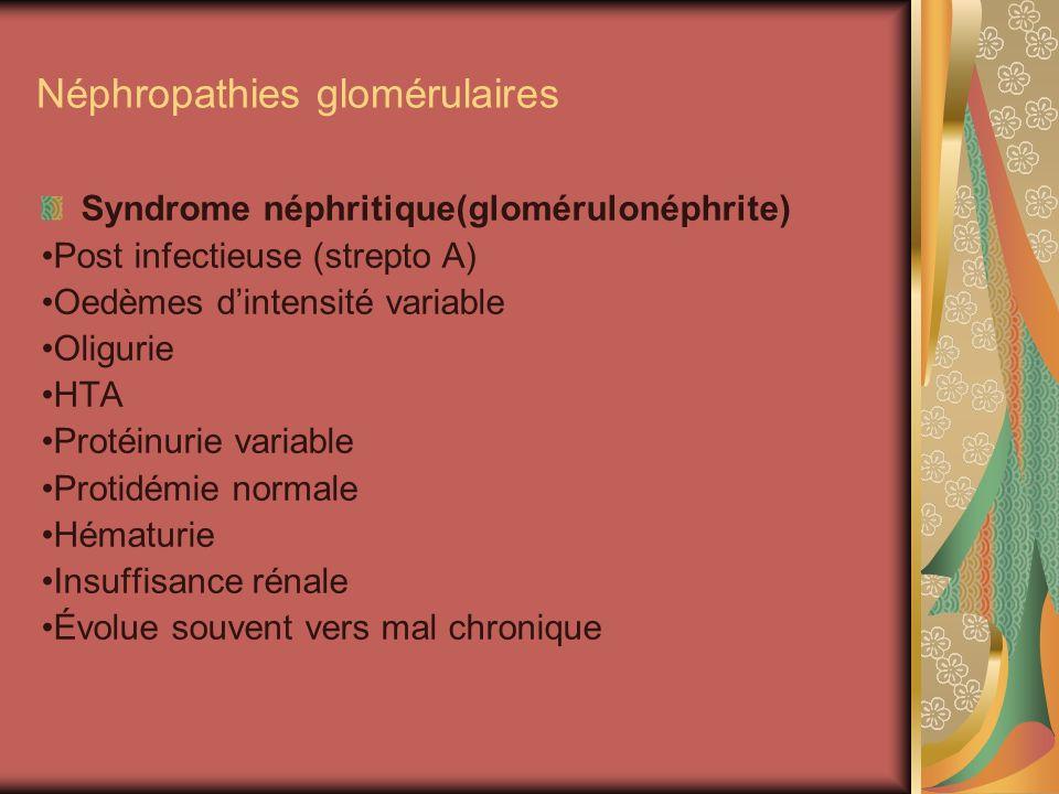 Diagnostic différentiel 2.Insuffisance hépatique 3.Hypo-protidémie par carence (kwashiorkor) / malabsorption ou pertes digestives 4.Autres : médicaments (corticoides, Ca bloquants..) 3.Oedèmes localisés: thrombose, cellulite, ou compression tumorale