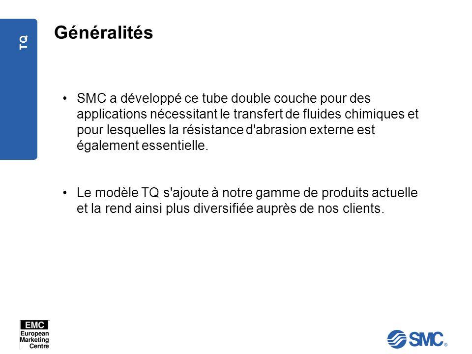 TQ Index Généralités Caractéristiques Détails techniques Applications