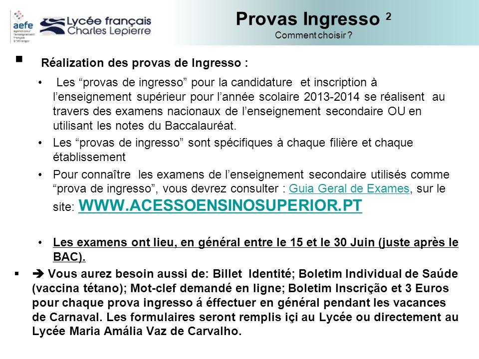 BAC CIF PI Français ….Portugais…. H.G. … …. Maths …….
