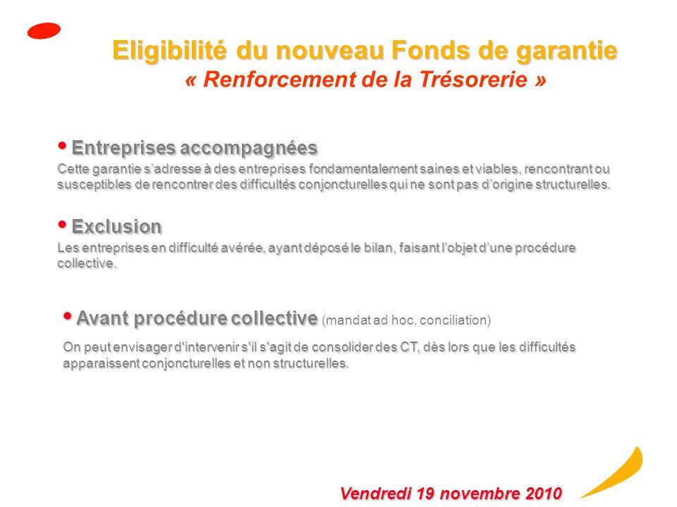 oseo.fr PLAN DE RELANCE Le Fonds de garantie « Lignes de crédit confirmées LCC » Entreprises saines et viables (exclues si difficultés avérées) Entrep