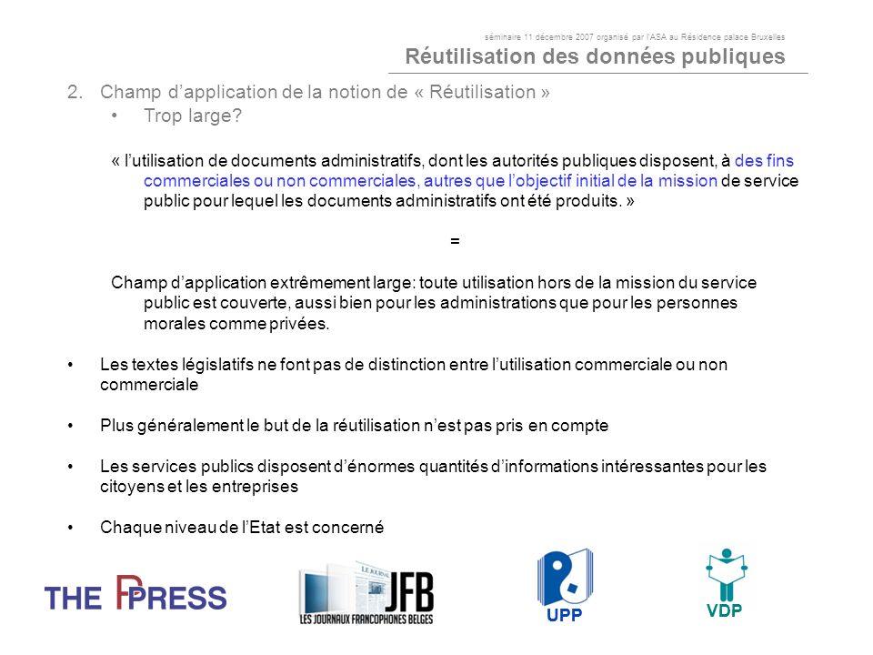 4.Payant ou gratuit .Comment qualifier la réutilisation par la presse.