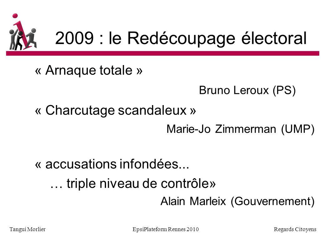 Regards Citoyens Tangui MorlierEpsiPlateform Rennes 2010 Des études d impact .