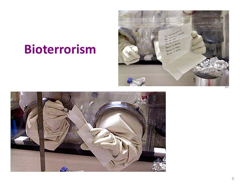 Bioterrorism 6