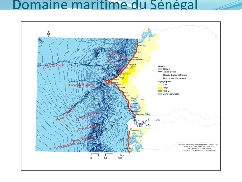 Domaine maritime du Sénégal