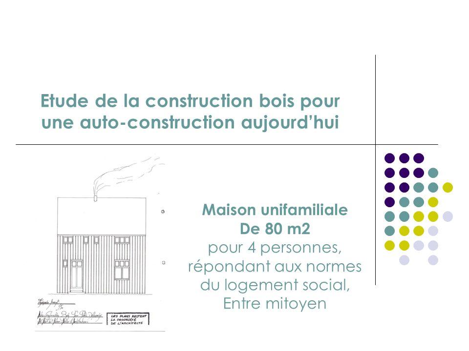 Structure colombage et Remplissage des murs en torchis Les plus anciens bâtiments ont plus de 500 ans !